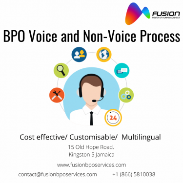 BPO Voice Process In Jamaica