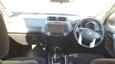 2017 Toyota Prado Landcrusier
