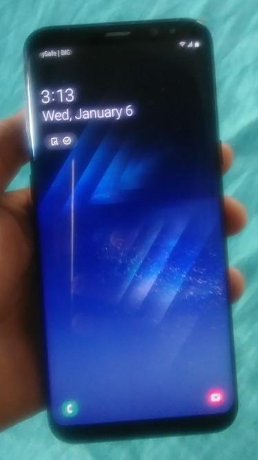 Samsung S8 Plus 64gb Works Fine