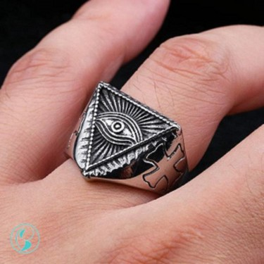Spiritual Powerful Magic Ring For Success And Weal