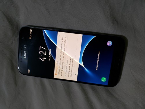 Samsung S7 Crack