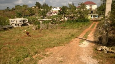1/2 Acre Of Land For Leasing