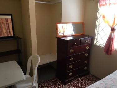 2 Bedroom Half Side (furnished)
