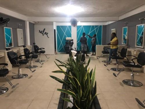 Barber And  Hairdresser Stations