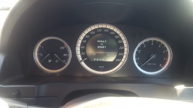 2009 Mercedes Benz C180 ForSale