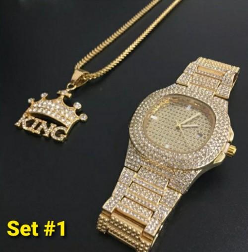 Icedout Jewelry Set 1