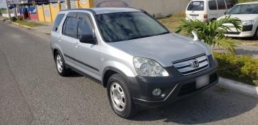 Pre-owned 2006 Honda Cr-V