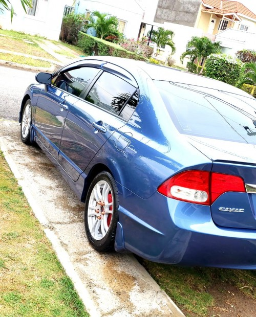 2010 Honda Civic LHD