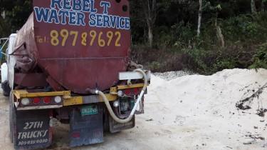 International Water Truck 3000 Gallon 10 Speed