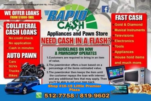 Short Term Fash Cash Loans