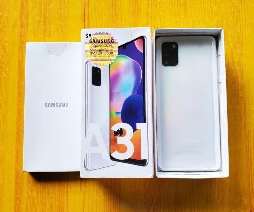 Brand New 128gb Samsung Galaxy A31