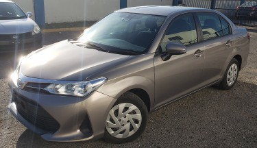 Newly Imported 2018 Toyota Axio