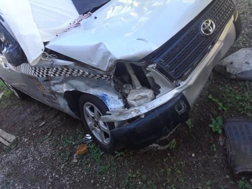 2012 Crash Probox Scrapping Call For Parts