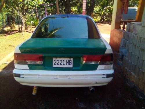 1999 Nissan Sunny