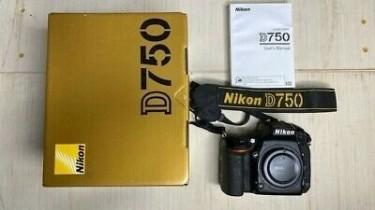 Nikon Canon D650