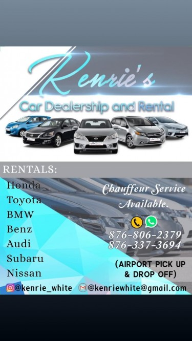 Mazda, Toyota, BMW, Benz L, Range Rover....