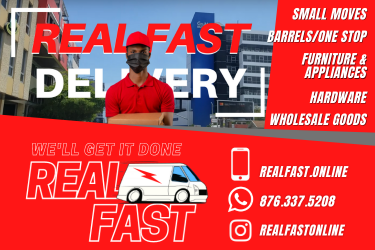 Delivery & Haulage - RealFast Online Removal Services Half Way Tree