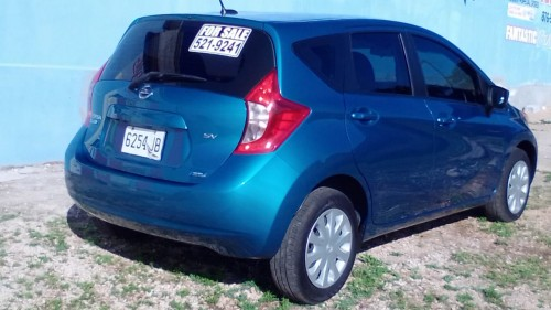 2015 NISSAN VERSA LHD $980 Fully LOADED