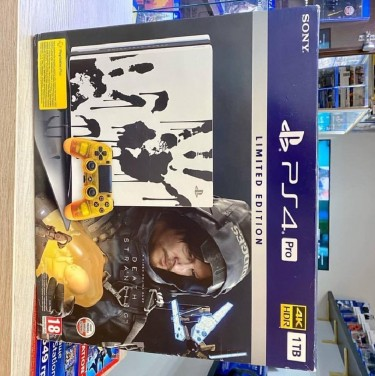 PlayStation 4 Pro 1TRB New PICK