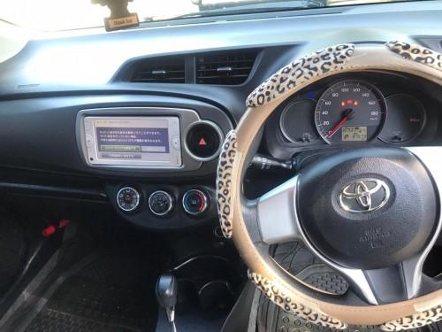 2013 Toyota Vitz