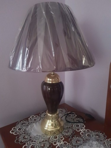 4pc Living /Bed Room Lamps