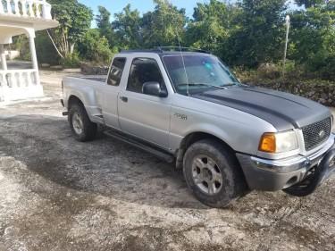 2002 4*4  V6 Ford Ranger