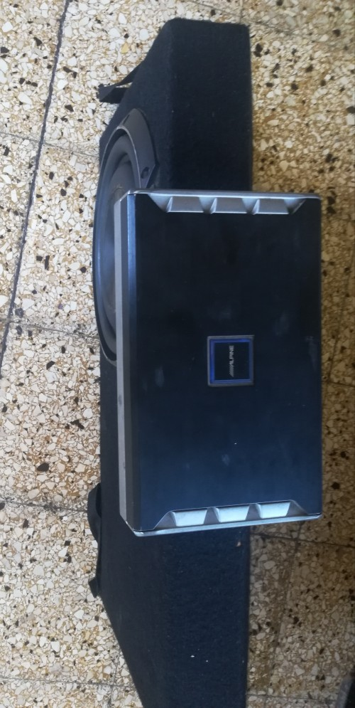 Car Sound System (Make An Offer! Reasonable Only
