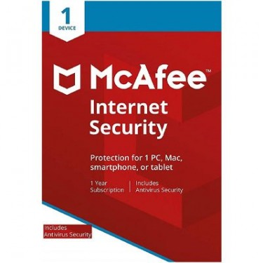 Buy McAfee Internet Security Key GLOBAL - A2softad