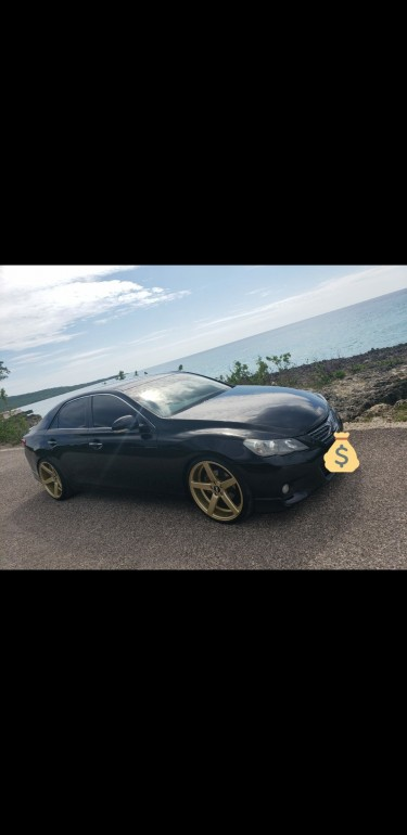2012 Toyota Mark X Sport Package
