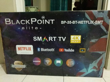 32 Inches Black Point Elite 1 Month Old With Tv St