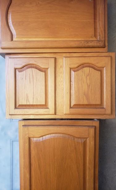 4 Pieces Kitchen Cupboards