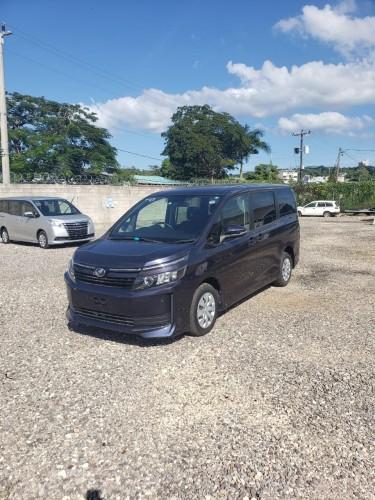 Newly Imported 2016 Toyota Voxy
