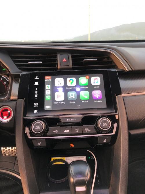 2017 Honda Civic Touring Sport