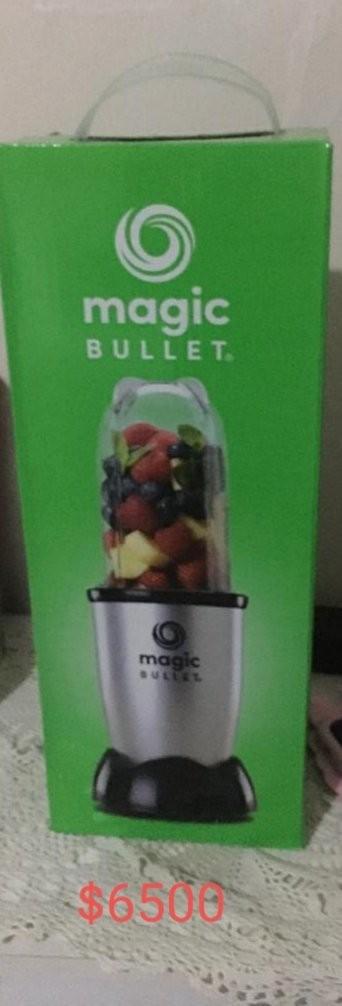 Nutrilite Blender / Magic Bullet Blender