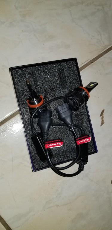 AOLEAD H11/H9/H8 LED Headlight Bulbs, 60W 12000 Lm