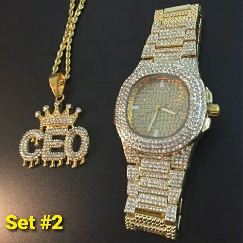 Icedout Jewelry Set2