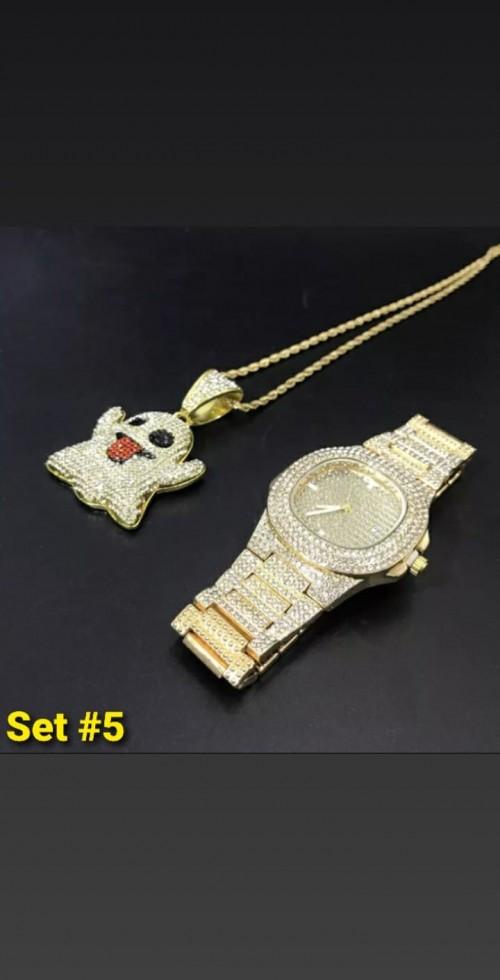Icedout Jewelry Set 5