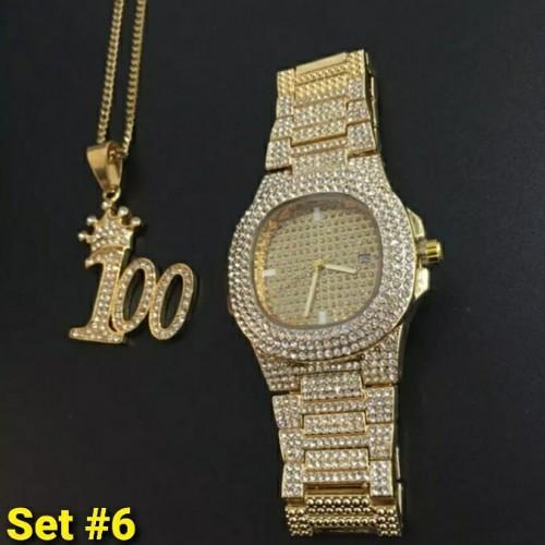 Icedout Jewelry Set 6