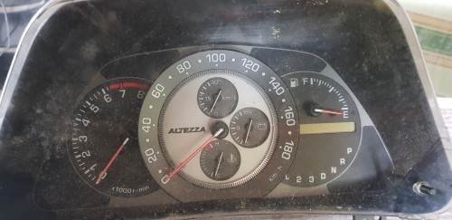 Complete 1gfe Engine And Other Altezza Parts