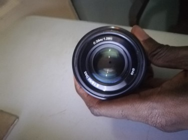 Sony 50MM F1.8 For Sale 20k Great Condition