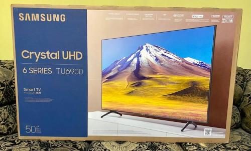 Brand New IN Box Samsung Smart TV <br /> (50-inch)