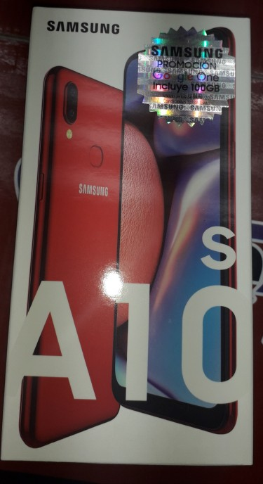 Samsung A 10 S (New)