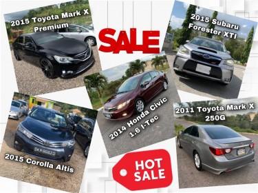 Discount Deals On New Honda Toyota And Subaru