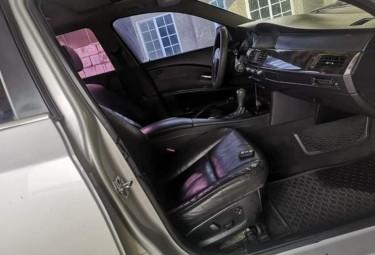 2007 BMW 530i/ LHD