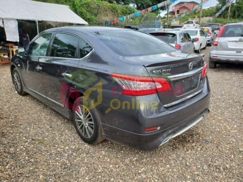2015 Nissan Sylphy Signature