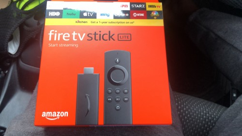 Brand New Fire Stick 4k And Lite