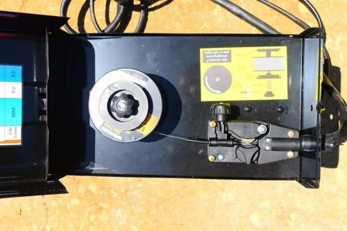 Flux Core Welding Machine And 10bl Wire Spool