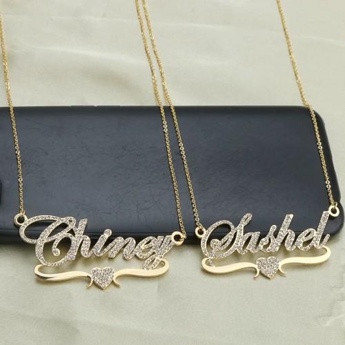 Stylish Customized Name Necklace