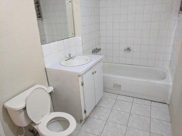 Small 2 Bedrooms Living & Wash Room