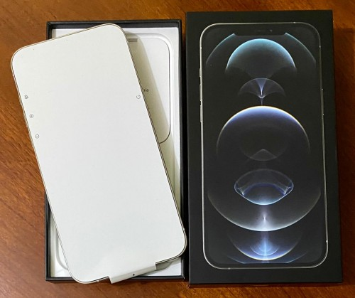 BRAND NEW IN BOX IPhone 12 Pro Max